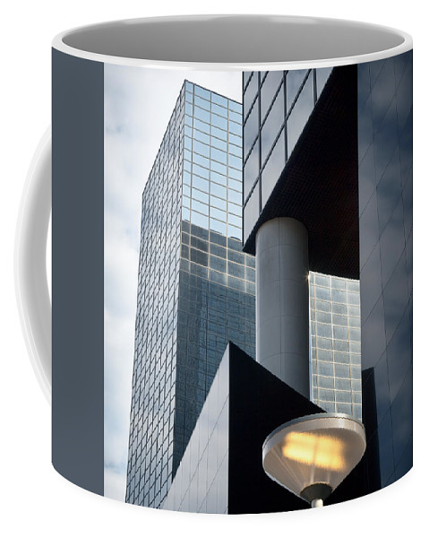 Business Coffee Mug featuring the photograph Day Light by Dave Bowman
