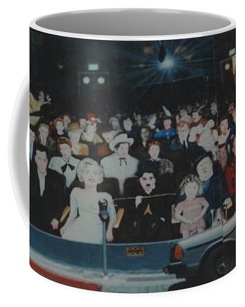 Movie Stars Coffee Mug featuring the photograph Dead Stars by Rob Hans