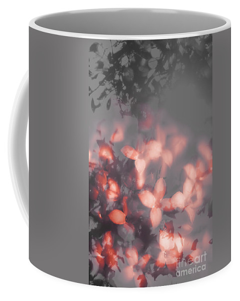 Copyspace Coffee Mug featuring the photograph Death Blooms by Jorgo Photography - Wall Art Gallery