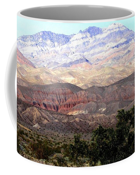 Death Valley Coffee Mug featuring the photograph Death Valley 1 by Will Borden