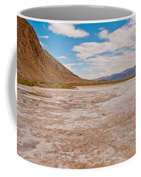 Adventure Coffee Mug featuring the photograph Death Valley 20 by Ingrid Smith-Johnsen