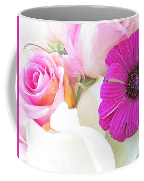 Stareye Coffee Mug featuring the photograph Delicate Intricate by Rosita Larsson