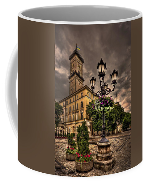 Cobble Coffee Mug featuring the photograph Delicately Peaceful by Evelina Kremsdorf