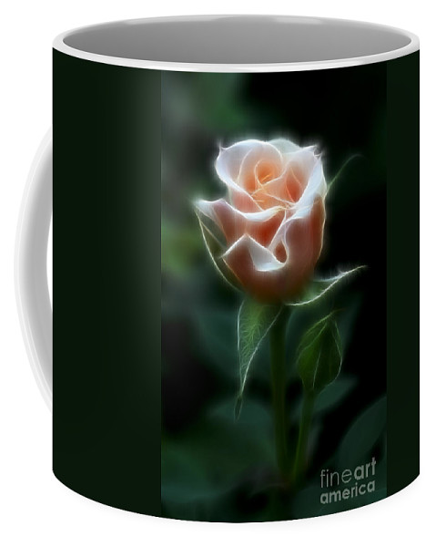Photography Coffee Mug featuring the photograph Delight In Beauty by Deborah Benoit