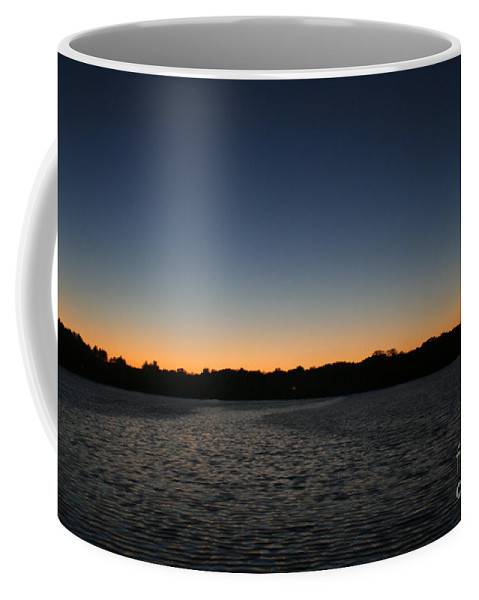 Wisconsin Coffee Mug featuring the photograph Descending by Jamie Lynn