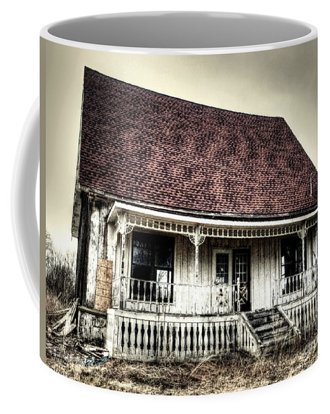 Diamond In The Rough Coffee Mug featuring the photograph Diamond In The Rough by September Stone