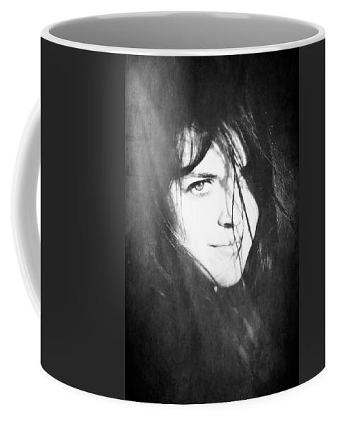Loriental Coffee Mug featuring the photograph Diana's Eye by Loriental Photography