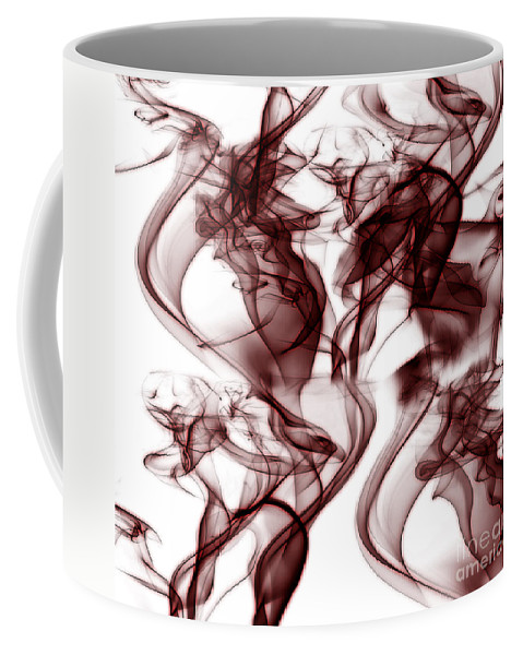 Clay Coffee Mug featuring the digital art Dilusional by Clayton Bruster