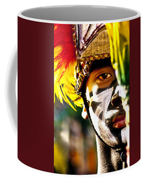 People Coffee Mug featuring the photograph Dinagyan1 by George Cabig