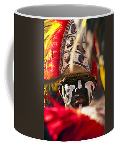 Festival Coffee Mug featuring the photograph Dinagyan2 by George Cabig