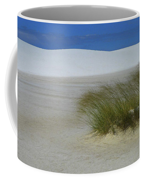 Dither Coffee Mug featuring the photograph Dither by Skip Hunt