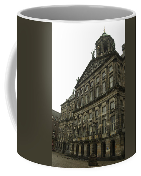 Landscape Coffee Mug featuring the photograph Dnrh1107 by Henry Butz
