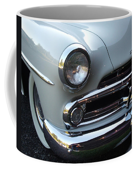 Dodge Coffee Mug featuring the photograph Dodge by Tim Nyberg