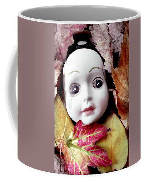Doll Coffee Mug featuring the photograph Doll by Andre Giovina