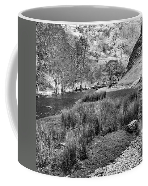 Dale Coffee Mug featuring the photograph Dovedale, Peak District UK by John Edwards