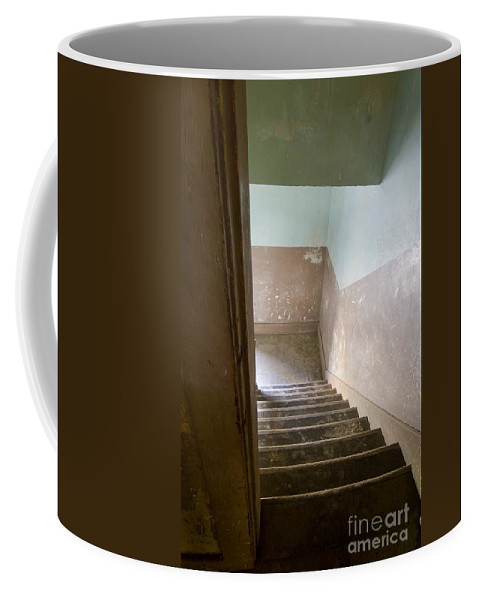 California Coffee Mug featuring the photograph Down And Out by Norman Andrus