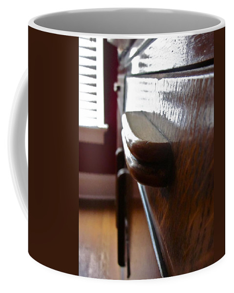 Photograph Of Drawer Coffee Mug featuring the photograph Dream Drawer by Gwyn Newcombe