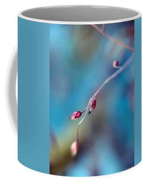 Abstract Coffee Mug featuring the photograph Dream by Lauren Radke