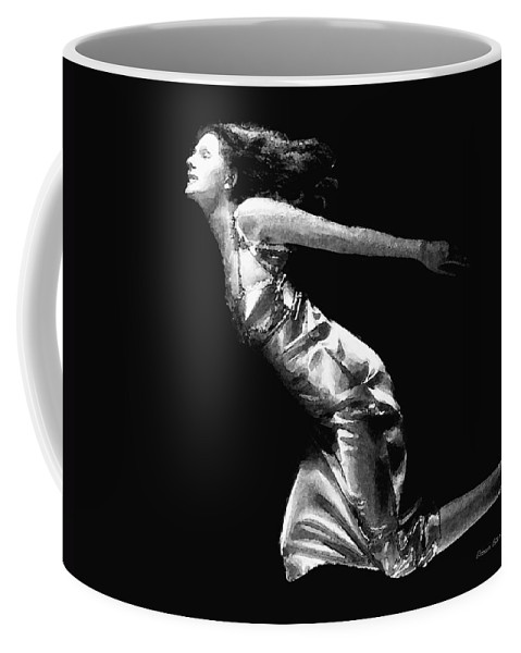 People Coffee Mug featuring the photograph Dream State by Donna Blackhall