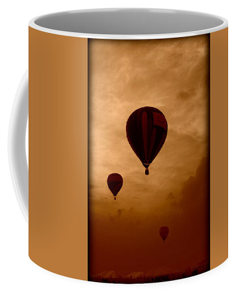Dreaming Coffee Mug featuring the photograph Dreaming by Linda Sannuti