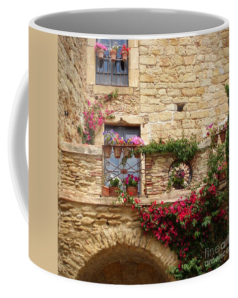 Spain Coffee Mug featuring the photograph Dreaming Of Spain by Carol Groenen