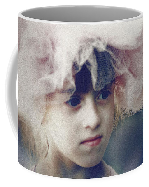 Dreams Coffee Mug featuring the photograph Dreams In Tulle 2 by Marna Edwards Flavell