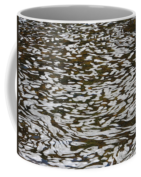 River Coffee Mug featuring the photograph Dreams by Kelly Mezzapelle