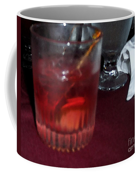 Drinks Coffee Mug featuring the photograph Drink Up by Debbi Granruth
