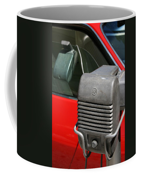 Photograph Coffee Mug featuring the photograph Drivein by Gwyn Newcombe