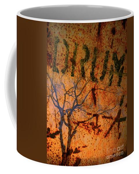 Branch Coffee Mug featuring the photograph Drum by Tara Turner