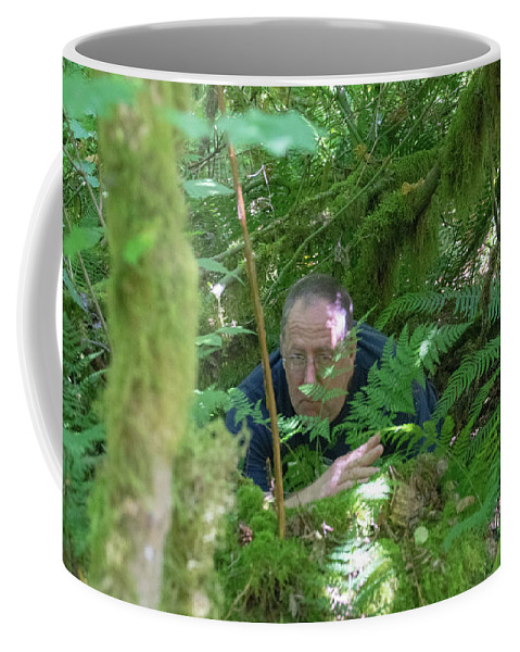 Cougar Mountain Coffee Mug featuring the photograph Dsc_0079 Web by Safe Haven Photography Northwest