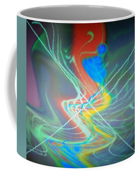 Digital Art Coffee Mug featuring the digital art Dsc01646 by Ralph Root