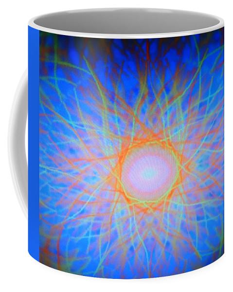 Digital Art Coffee Mug featuring the digital art Dsc01648 by Ralph Root