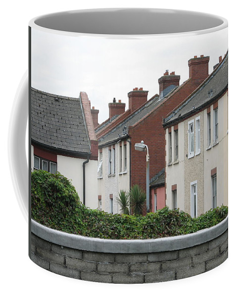 Dublin Coffee Mug featuring the photograph Dublin by Kelly Mezzapelle