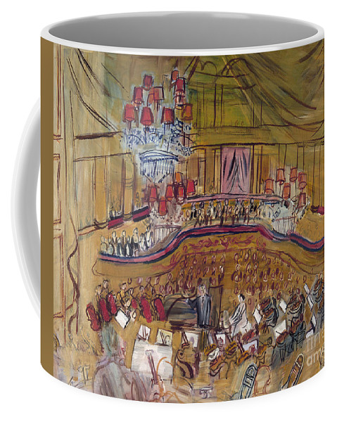 1948 Coffee Mug featuring the photograph Dufy: Grand Concert, 1948 by Granger