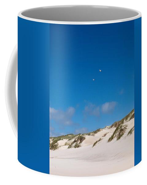 Lehtokukka Coffee Mug featuring the photograph Dunes Of Danmark 1 by Jouko Lehto
