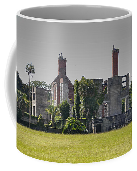 Dungeness Coffee Mug featuring the photograph Dungeness  by Debra White