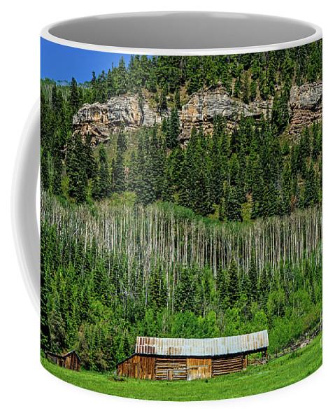 Durango Coffee Mug featuring the photograph Durango by Stephen Whalen