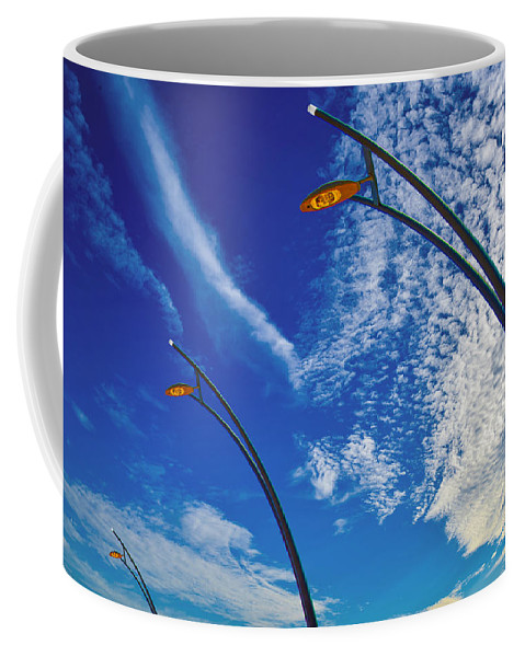 Photography Coffee Mug featuring the photograph Dusk by Paul Wear