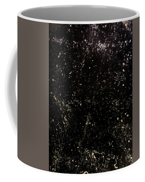 Rough Coffee Mug featuring the photograph Dusty Desk With A Full Of Dust by Thitiwut Thitiprasert