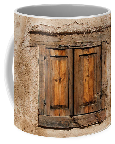 Southwest Coffee Mug featuring the photograph Earthen by Jim Benest