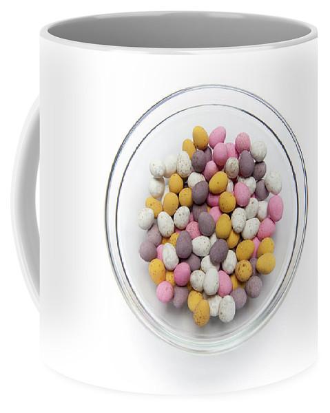 Helen Northcott Coffee Mug featuring the photograph Easter Eggs Vii by Helen Northcott