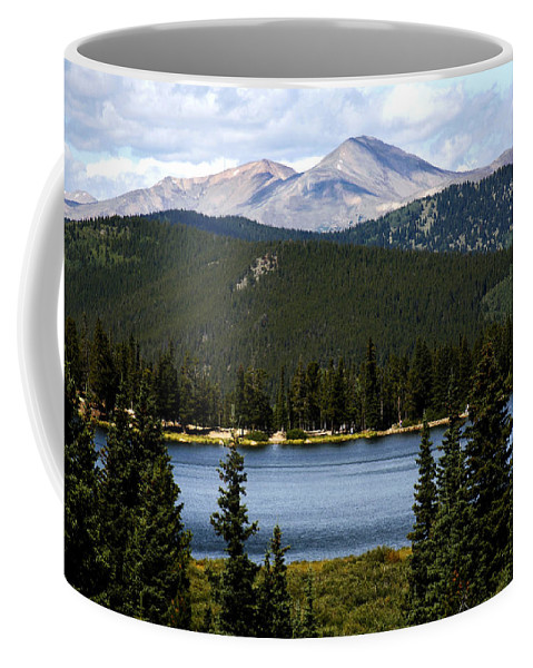 Colorado Coffee Mug featuring the photograph Echo Lake Colorado by Marilyn Hunt