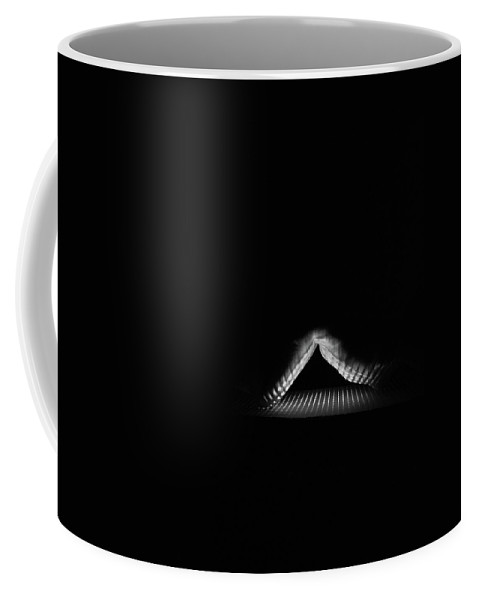 Blue Muse Fine Art Coffee Mug featuring the photograph Eclipse by Blue Muse Fine Art