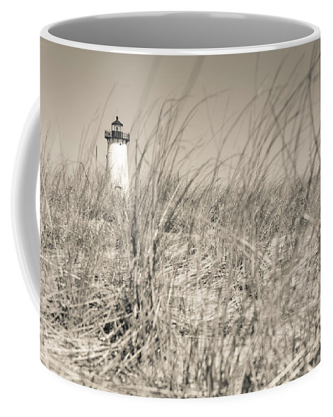 Edgartown Coffee Mug featuring the photograph Edgartown Harbor Light by David Rucker