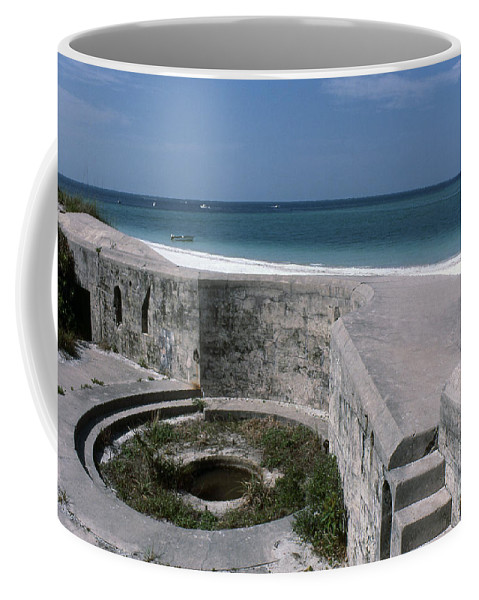 Beaches Coffee Mug featuring the photograph Egmont Key by Richard Rizzo