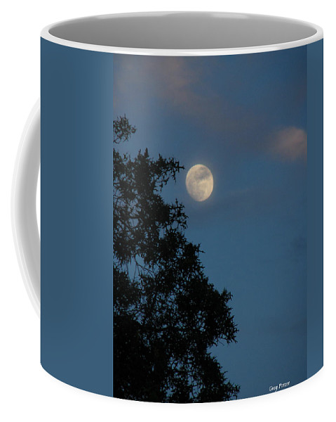 Patzer Coffee Mug featuring the photograph Eight Thirty Two Pm by Greg Patzer