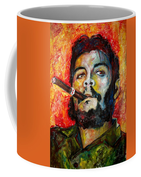 El Che Coffee Mug For Sale By Marcelo Neira
