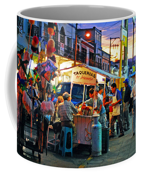 Skip Hunt Coffee Mug featuring the photograph El Flamazo by Skip Hunt