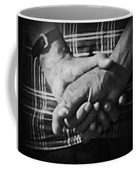 2d Coffee Mug featuring the photograph Elder by Brian Wallace